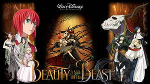 Beauty and the Beast Anime Style #2
