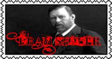 Bram Stoker Stamp by AinzOoalGown147