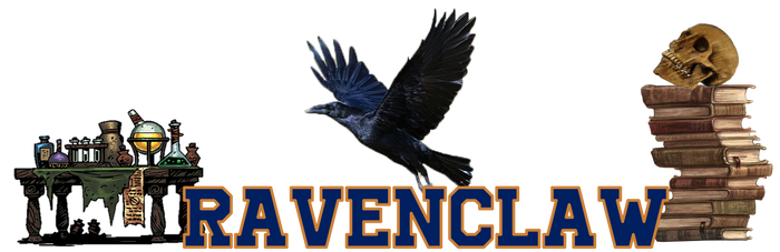 Ravenclaw Banner by AinzOoalGown147
