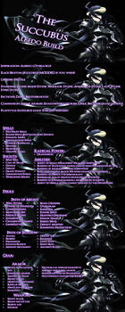 Skyrim - The Succubus Build by AinzOoalGown147