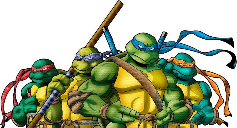 Teenage Mutant Ninja Turtles by tanka2d