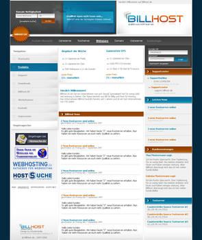 BillHOST Website