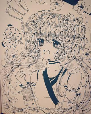 Chiyo Arttrade by pinqo