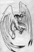 Griffin by whitelighter89