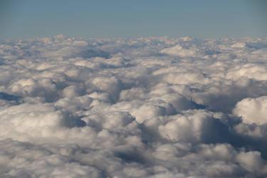 Clouds over Arizona