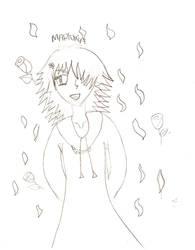 marluxia + cute by mimidani