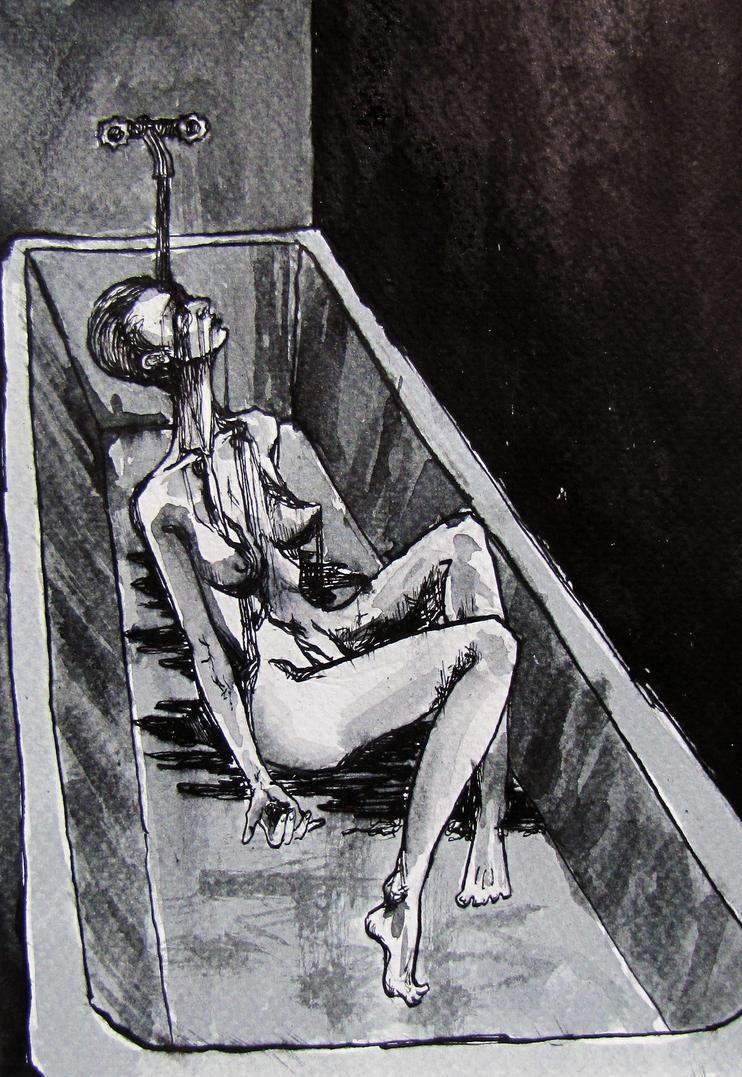 Pain by Jerzynka