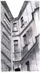 Yard sight by Jerzynka