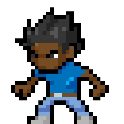 Character Design Pixel Art : Pixel character design by shadokid on deviantart