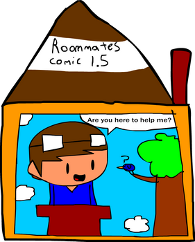 Roommates Comic # 1.5