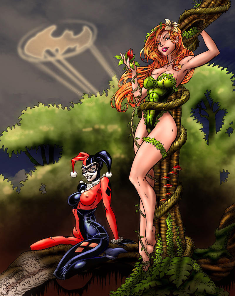 Part 14 / 10 Harley_and_Ivy_by_nahp75