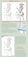 Tutorial - digital inking by nahp75