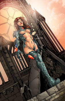 Witchblade colors
