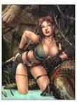 Tomb Raider (photo souvenir) Colors