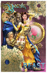 Steampunk Beauty and Beast - colors