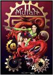 Steampunk Mulan - Colors
