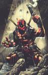Deadpool colors by nahp75