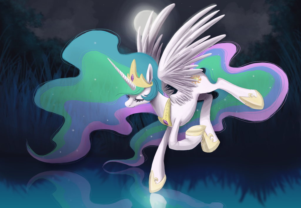 Night Flight by adailey