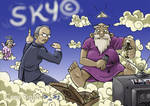 Copyright in the Sky