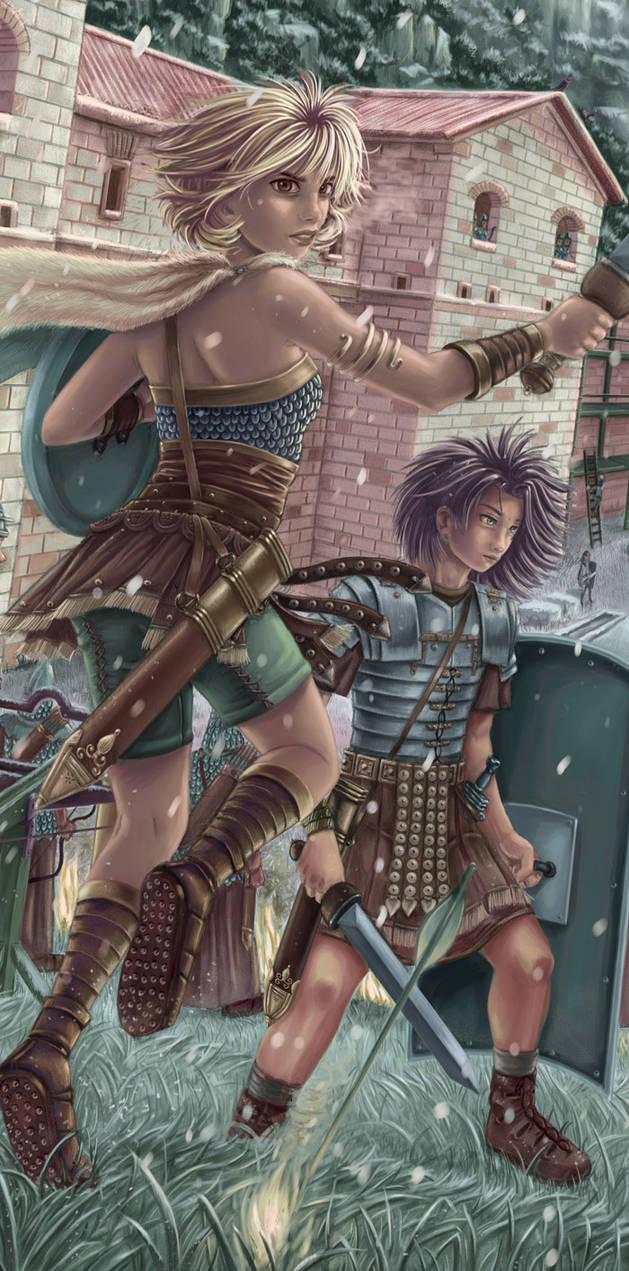Casus Belli: Marine + Pharao