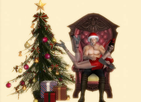 Merry Christmas Vergil x Bayo