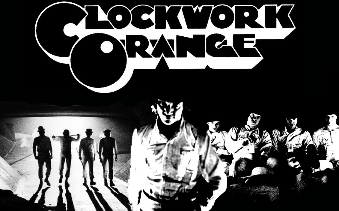 Clockwork Orange Wallpaper by Ranx-88 on DeviantArt A Clockwork Orange Wallpaper