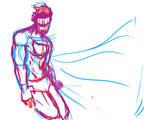 Working on Superman