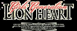 Girls'Generation Lion Heart Logo Better Quality