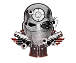 Suicide Squad Deadshot Logo