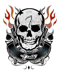 Suicide Squad Diablo Logo