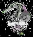 Suicide Squad Killer Croc Logo