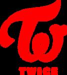 Twice Logo PNG Render