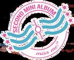 I.O.I Miss Me Logo Ver 2