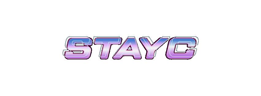 STAYC Logo Render