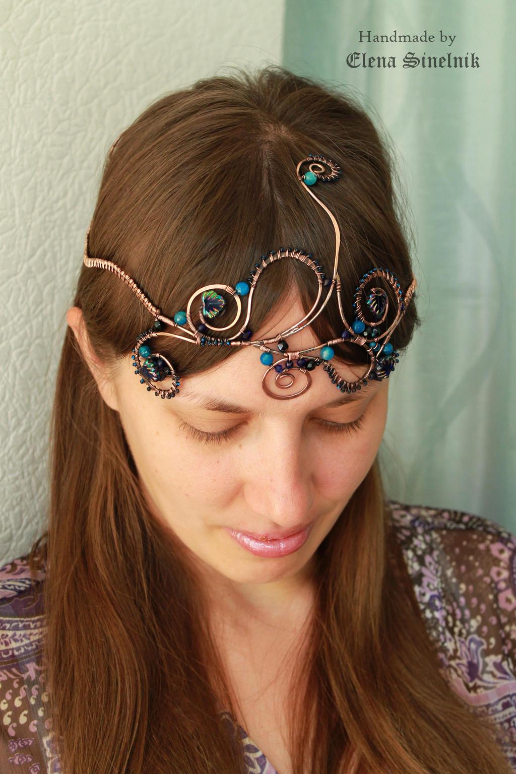 Восточные украшения на голову фото