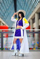 Nico Robin Alabasta Cosplay by GiadaRobin