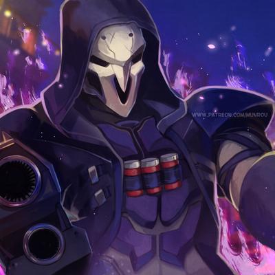 Overwatch: Reaper by Munrou
