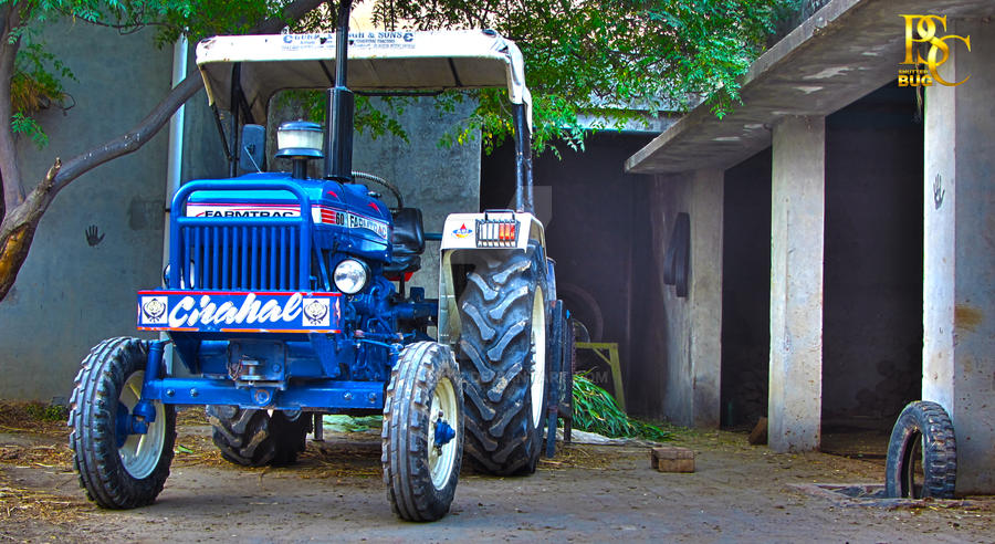 ESCORTS FARMTRAC Tractor Punjab By Psc2012