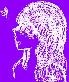 Wathefu Think girl by SnowArisu