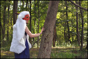 Forest Spirit by SerenadeStrong