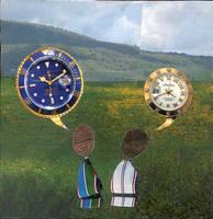 'Blue Rolex' by SerenadeStrong
