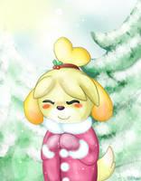 Brrr! Merry Christmas! by Hannah66665