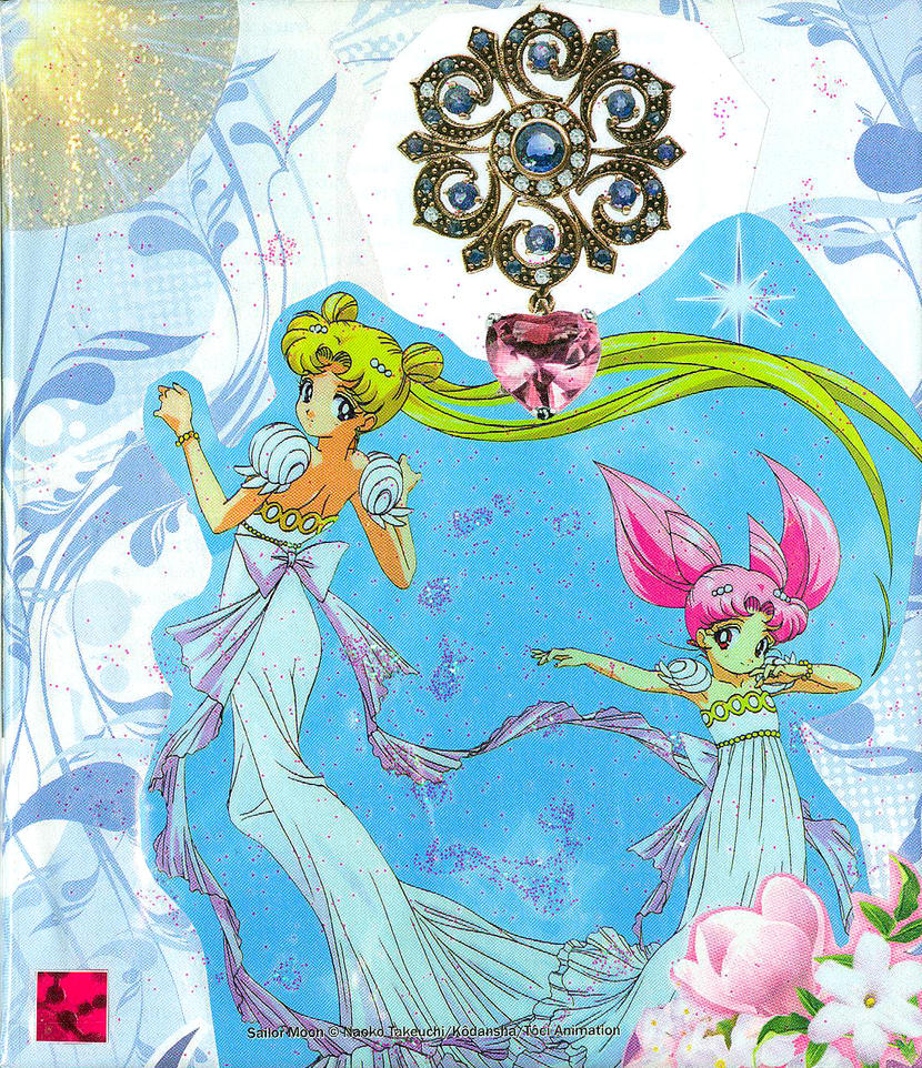 2x Princess Serenity by NitroFieja