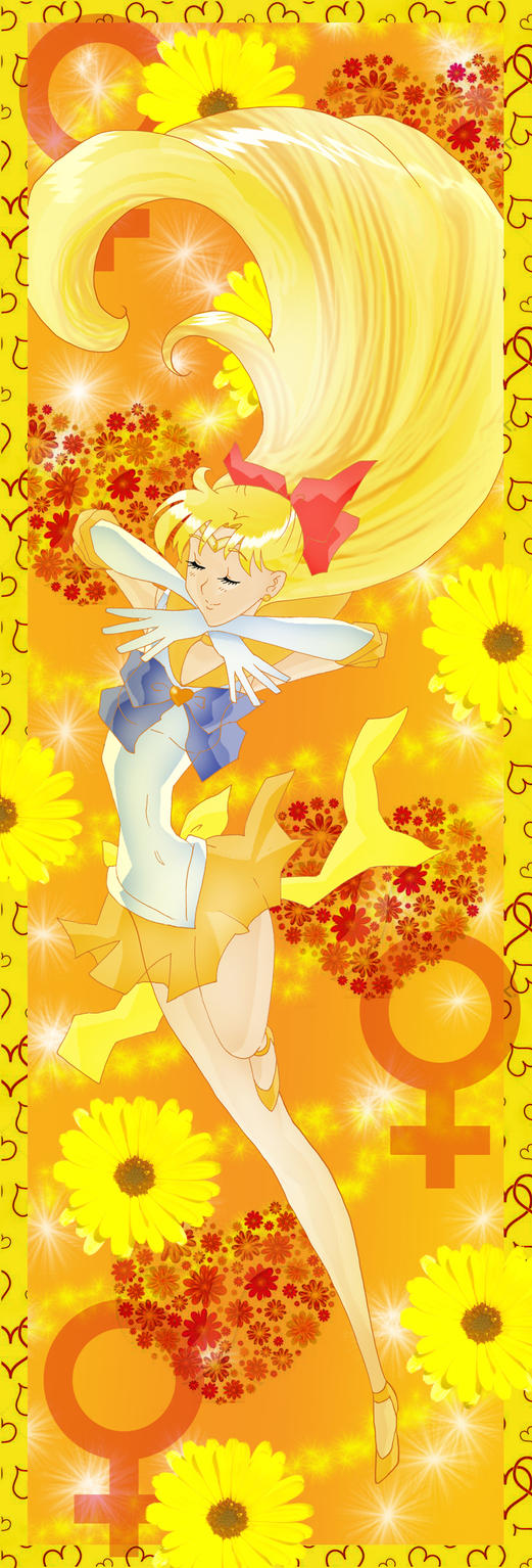 Sailor Venus, version B by NitroFieja