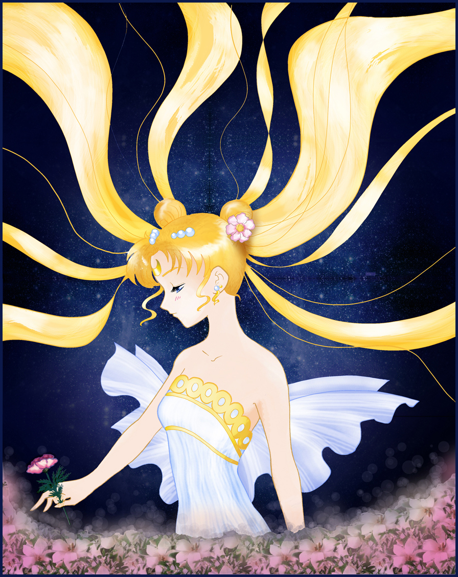 Sailor Moon/Usagi Tsukino Gallery Serenity__finished_by_nitrofieja-d4njqlz