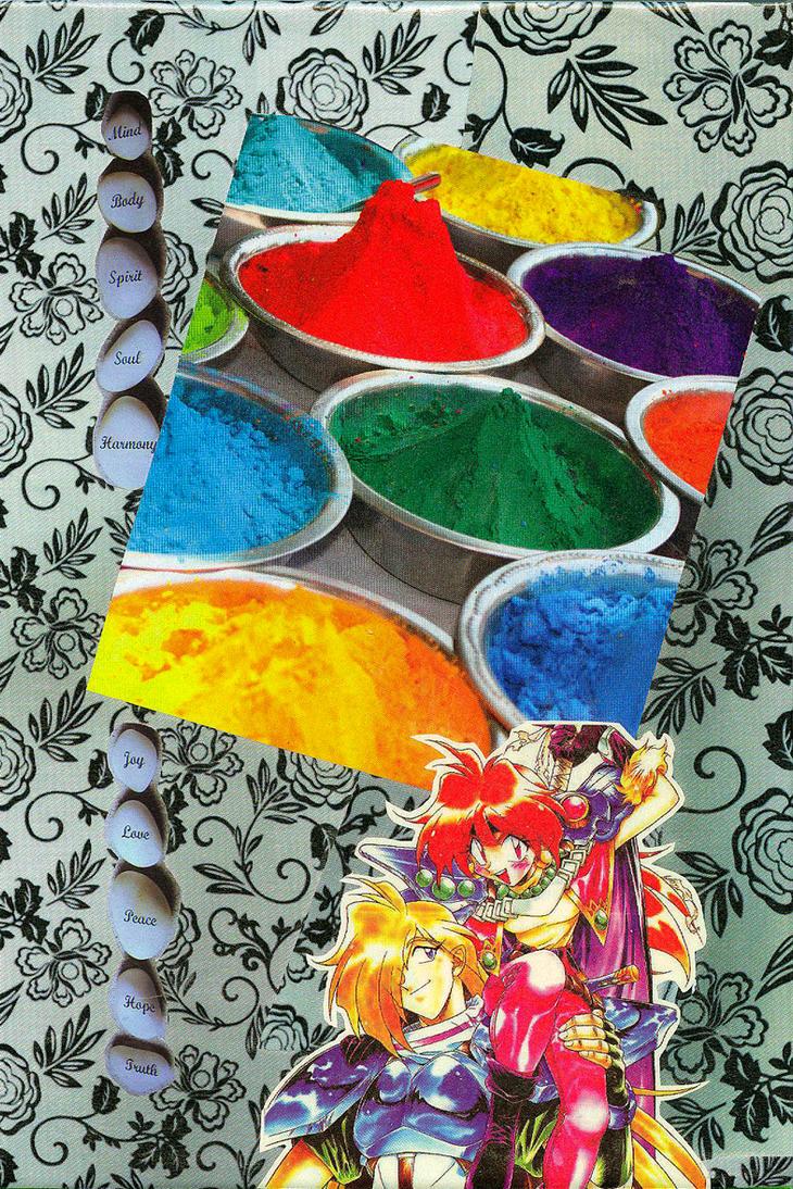 de kleuren by NitroFieja