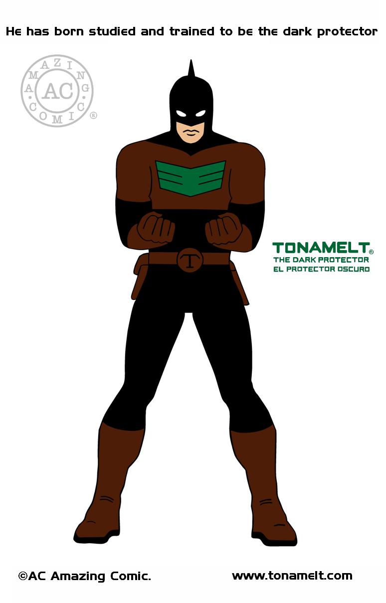 Tonamelt born to be dark
