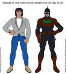 Ociel Sanchez y TONAMELT Protector Oscuro juntos