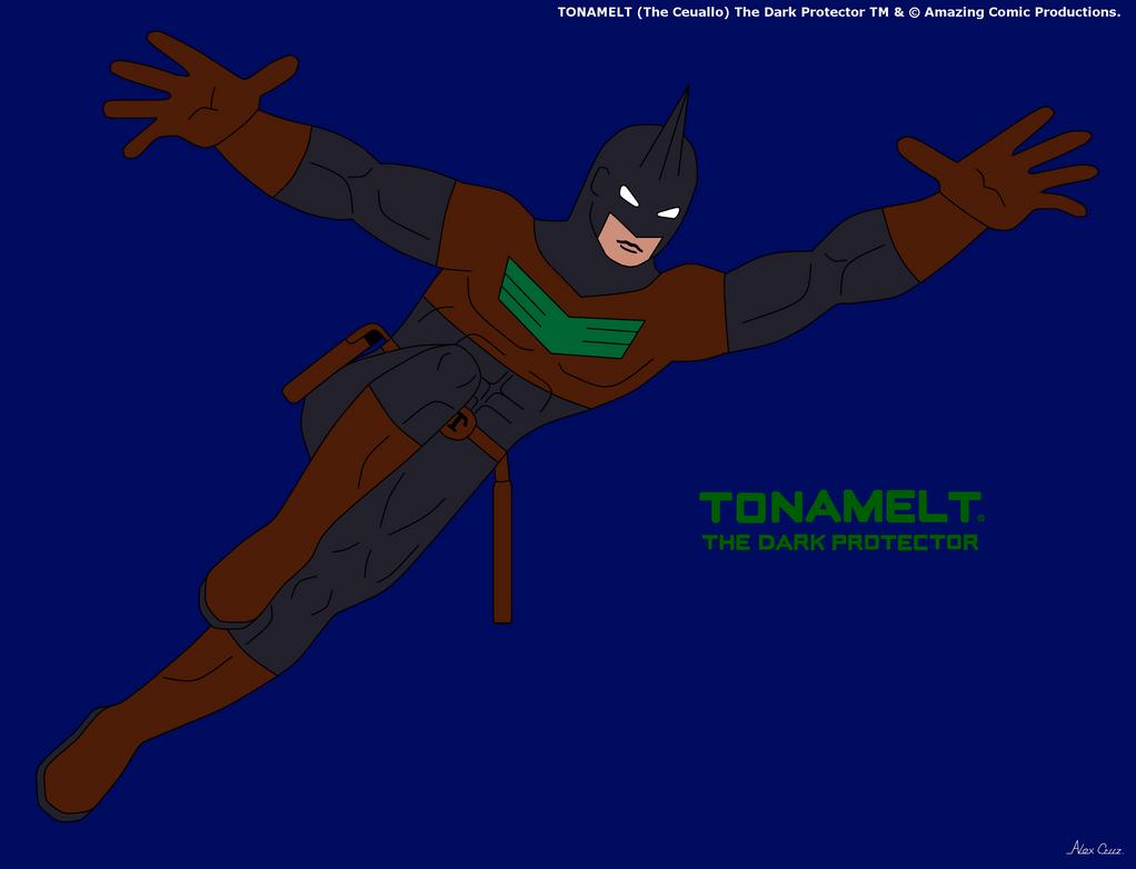Tonamelt Jump Attack by alexcruz