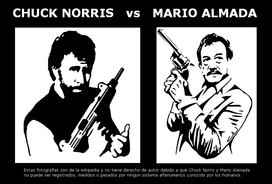 NORRIS vs ALMADA